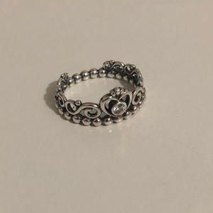 Pandora Jewelry - Pandora Princess Tiara Crown Ring